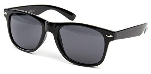 Sonnenbrille Nerdbrille Nerd Retro Look Brille Pilotenbrille Vintage Look - ca. 80 verschiedene Modelle Viele Farben Vari 2