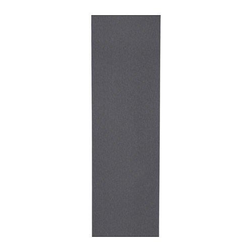 Ikea Anno TUPPLUR 61x 299,7cm Schiebevorhang Dunkelgrau 703.707.43