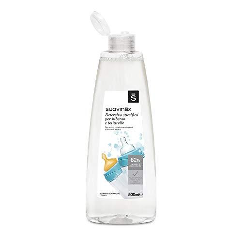 Suavinex - Detergente especial Biberones Tetinas Sin