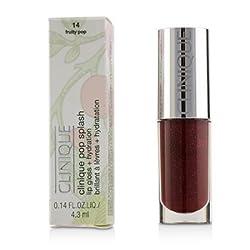 Clinique Pop Splash Lip Gloss + Hydration -  14 Fruity Pop 4.3ml/0.14oz