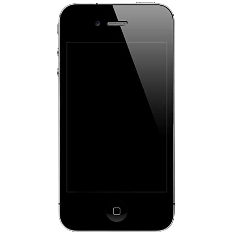 Apple iPhone 4S Smartphone, Nero (Lg Gsm Telefono Cellulare)