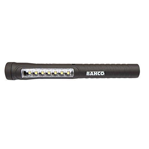 Bahco BLTS7P - Lámpara Linterna De Bolsillo 7+1 Leds