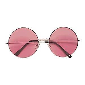 WIDMANN 68625Gafas, color rosa, One size