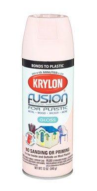 Krylon 12 oz fairytale pintura de fusión p para el plástico [conjunto de 6] 12 oz El aerosol puede g