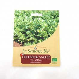 Graines bio - Céleri branche verte d'Elne 250gn - La Semence Bio