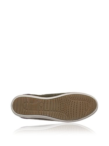 Geox - Baskets pour femme (D4468A_022FU_C6577_MUD_CAMOUFLAGE) - Vert Vert