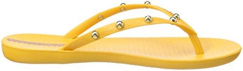 Ipanema Wave Glam Fem, Infradito Donna Gelb (Yellow/Yellow)