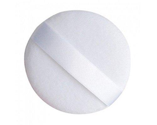 dmtse-two-2-round-jumbo-velour-powder-puff-40-inch-10cm-in-white