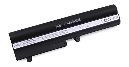 vhbw Batterie 4400mAh (10.8V) pour laptop Toshiba Dynabook, Mini, Satellite remplace GC02000XV10, PA3731U-1BRS, PA3732U-1BAS, PA3733U-1BRS, etc.