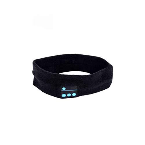 Provide The Best Unisex Sport Stirnband Wireless Bluetooth Headset Stereo-Kopfhörer mit Mikrofon Schlaf-Kopfstück (Wireless-stirnband Mikrofon Mit)