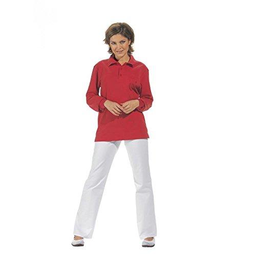 Pique-Shirt 1/1 Arm Rot