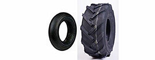 Reifen inkl. Schlauch 15x6.00-6 AS 6PR Semi Pro für Aufsitzrasenmäher