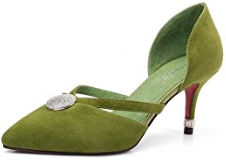 Juicy Couture Skyler - Sandalias de Tacón para Mujer -