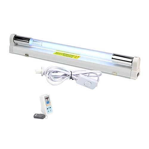 Desinfizieren Licht Ultraviolett Keimtötende Lampe Sterilisationslampe Uvc Antibakterielle Rate 99% Mobiles Tragbares Desinfektionsmittel Für Auto Haushalt Kühlschrank Toilette (Keimtötende Lampe Uv)