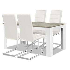 Esstisch Stühle Eiche Günstig Online Kaufen Dein Möbelhaus