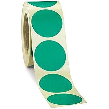 Pastilles multi-usages Diam/ètre 95 mm Rouleau de 500 /étiquettes rondes adh/ésives Gommettes Adh/ésif Autocollant Sticker Rouge