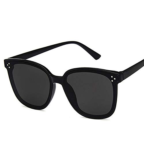 Sxuefang Sonnenbrillen Sonnenbrille Platz Frauen Dame Vintage Design Reis Nagel Brillengestell Mode Männer