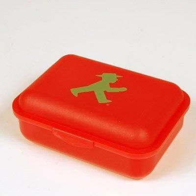 Preisvergleich Produktbild Ampelmann Brotdose 'Geher'