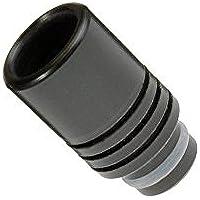 Armerah Stumpy 510 Drip Tip e-cig Mouthpiece Short/Big/POM/Solid in Black