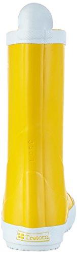 TretornWings Neo - Stivali a metà polpaccio non imbottiti Unisex – Adulto Giallo (Gelb (Yellow 070))
