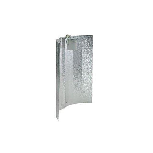 Reflektor Hammerschlag 50cm E40 für NDL u MH Lampen Top Reflexion Grow Stuco