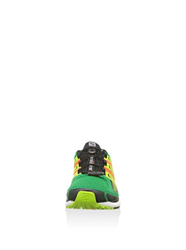 Salomon X-Scream 3D Herren Traillaufschuhe Grün