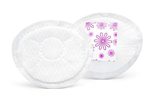 Medela Discos absorbentes desechables Safe & Dry Ultra thin 60 unidades - Discos absorbentes desechables, 60 uds