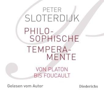 Philosophische Temperamente: Gelesen vom Autor