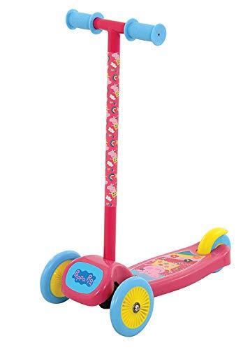 Peppa Pig m14320 Tilt N Turn Scooter Spielzeug