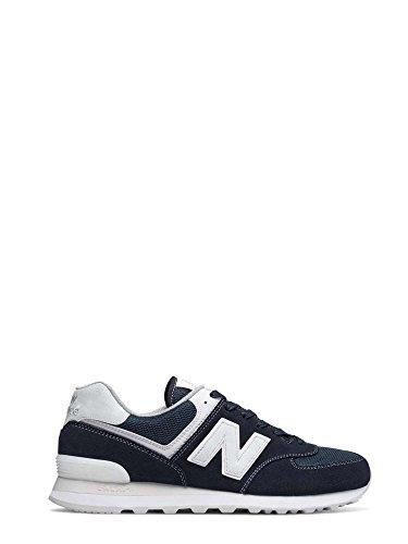 New Balance ML 574 SEE Schuhe outerspace-white - 44 3NysUa9eN