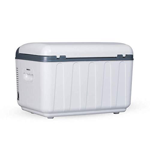 WJSWBX 12L Dual-Core-Mini-Kühlschrank Auto-Startseite Dual-Auto-Startseite Made Cold Medicines Incubator