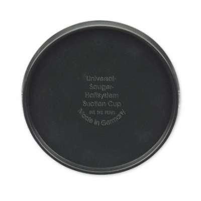 Preisvergleich Produktbild HR GRIP Conector selbstklebender Adapterteller für Saugerbefestigungen mit 80mm Durchmesser [Made in Germany I 5 Jahre Garantie] - 59810321