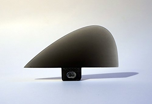 Kleine Surfboard Finne (Fiberglass) / FCS Fin System / Mittelfinne