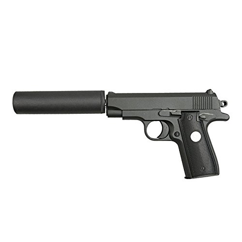 Preisvergleich Produktbild Mini Colt M1911 à Feder Fourni mit seinem Endschalldämpfer Zylinderkopfdichtung Metal 0, 5 Joules