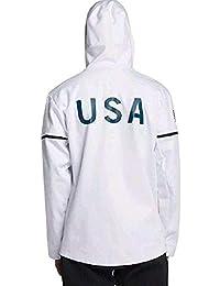 32aa8d3cb606 Nike Tech Fleece Windrunner Olympic Team USA Hooded Jacket