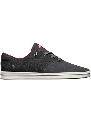 Emerica The Reynolds Cruiser Lt Skate Shoes red / white / rouge Taille noir/gris