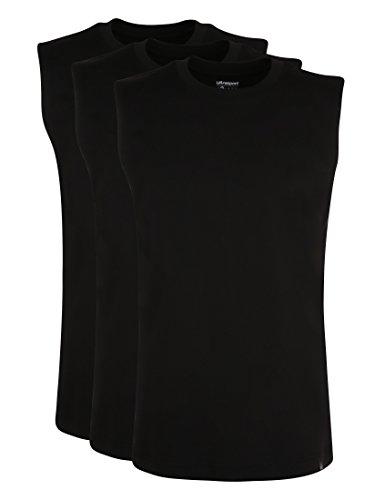 Ultrasport - Camiseta sin Mangas para Hombre