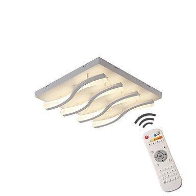 RBB Personalisierte Dekorative Beleuchtung Elektrodenlose Deckenleuchte LED Dimmen Modern/Zeitgenössisch Andere Funktion für LED Designer Metall Wohnzimmer Schlafzimmer Badezimmer Arbeitszimmer,11 (Designer-120v Beleuchtung)