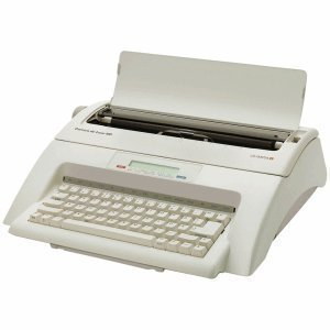 Preisvergleich Produktbild Olympia Schreibmaschine elektrisch Carrera de Luxe MD