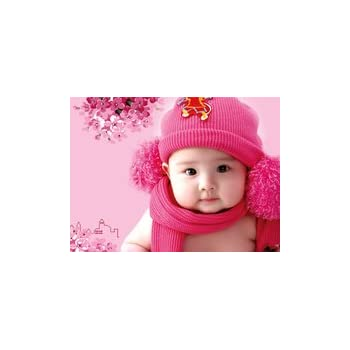 6399d1eac36f Shopolica Paper Cute Baby Boy with Cap Poster(Baby-Poster-154 ...