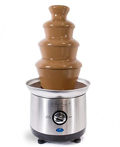 Richard Bergendi Fuente de Chocolate, Premier Inox New, altura 430 mm