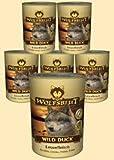 Wolfsblut | Wild Duck Nassfutter | 6 x 800 g