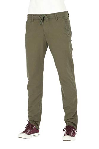Reell Reflex Easy Pant, Clay Olive Canvas XL normal Artikel-Nr.1112-001 - 01-001 -