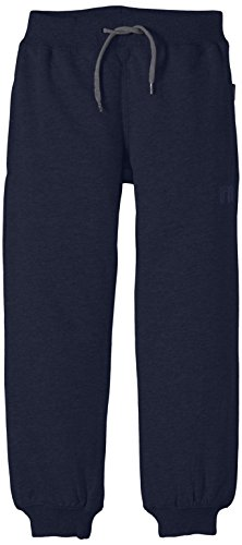 NAME IT Sweat Kids Pant Unbrushed R Noos, Pantaloni Bambini e Ragazzi, Blu (Dress Blues), 158 cm (Taglia Produttore: 158)