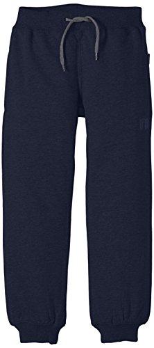 NAME IT Sweat Kids Pant Unbrushed R Noos, Pantaloni Bambini e Ragazzi, Blu (Dress Blues), 158 cm (Taglia Produttore: 158)