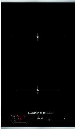 De Dietrich DTI 1101 X Tables de Cuisson Électrique Induction Noir