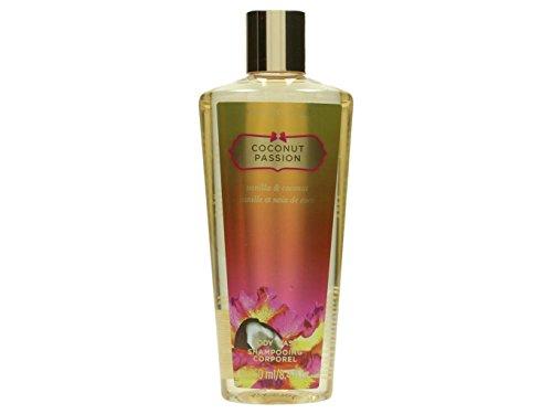 Victoria'S Secret VS Coconut Passion Body Wash, Donna, 250 Milliliter