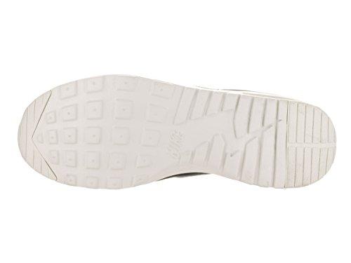 Nike Damen Air begangen White/Ice Blue-Dark Obsidian