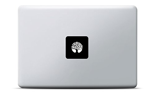 MacBook Sticker Baum - Mac Baum Decal