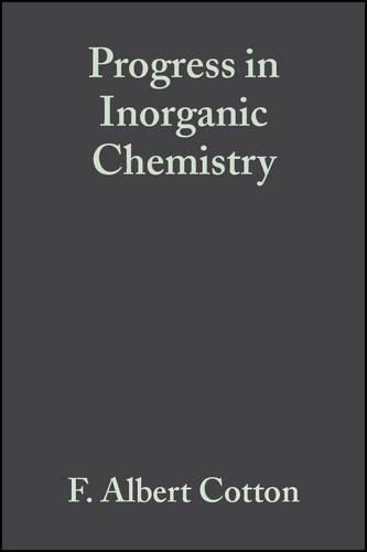 Progress in Inorganic Chemistry: v. 1